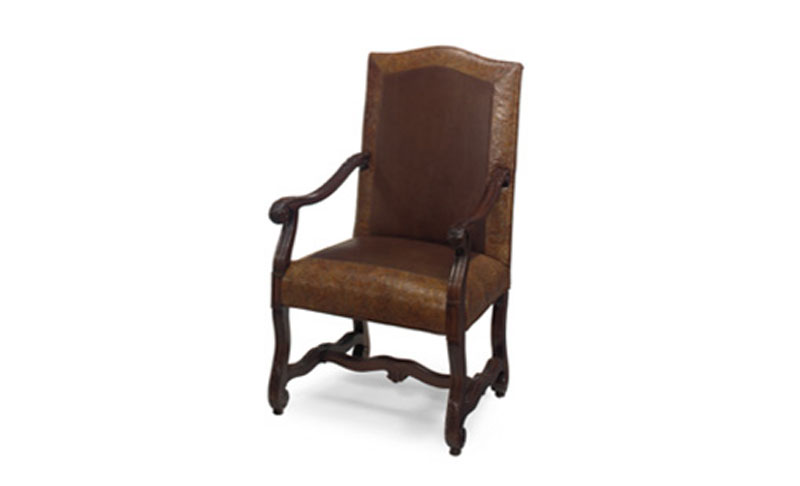 J. Neal Plantation Arm Chair 583