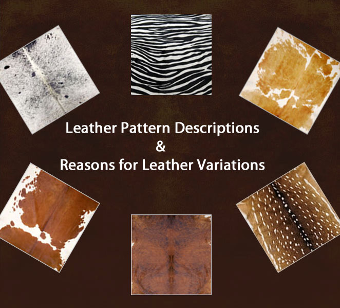 McKinley Leather Basic Information, Descriptions and Variations