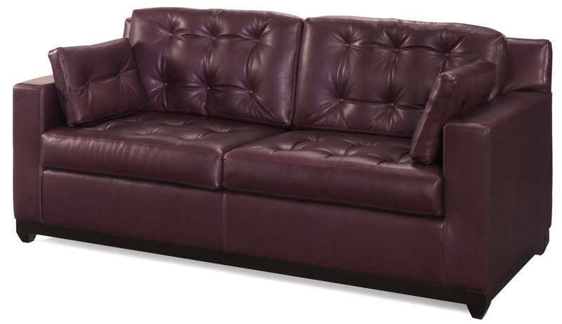 Hoover Buttoned Sofa 2164