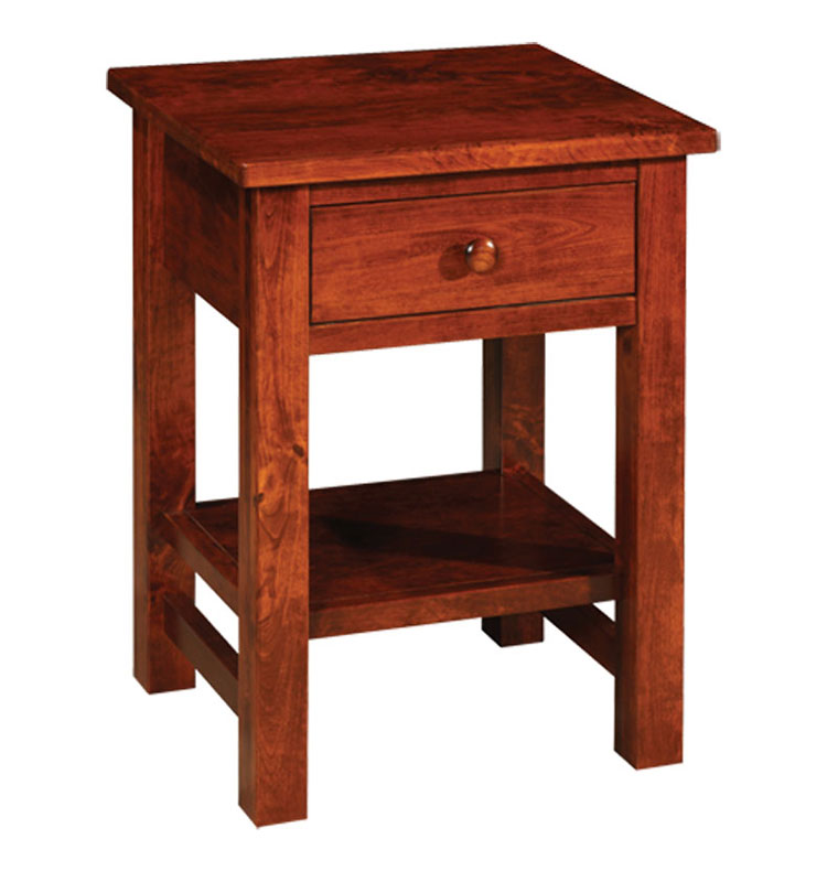 "Cabin Creek 21"" Wide 1 Drawer Night Stand"