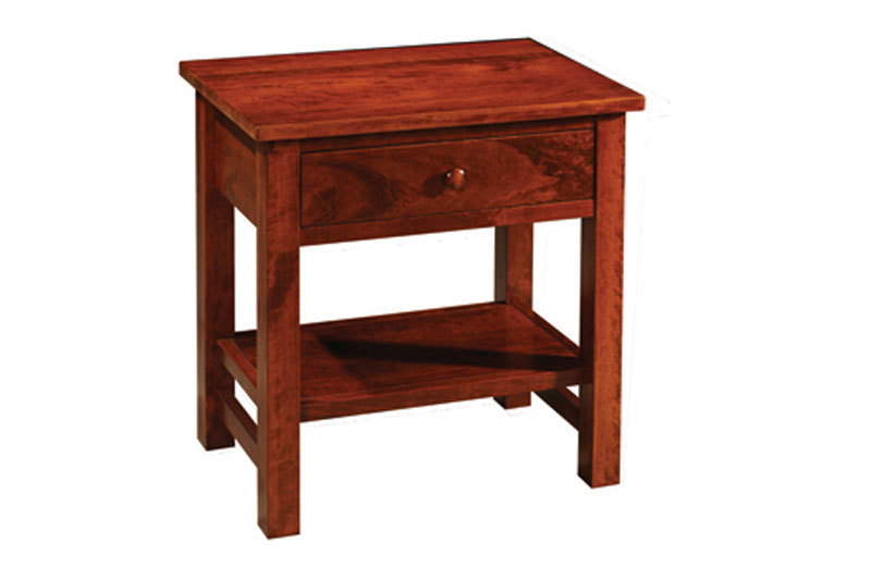 "Cabin Creek 28"" 1 Drawer Night Stand"
