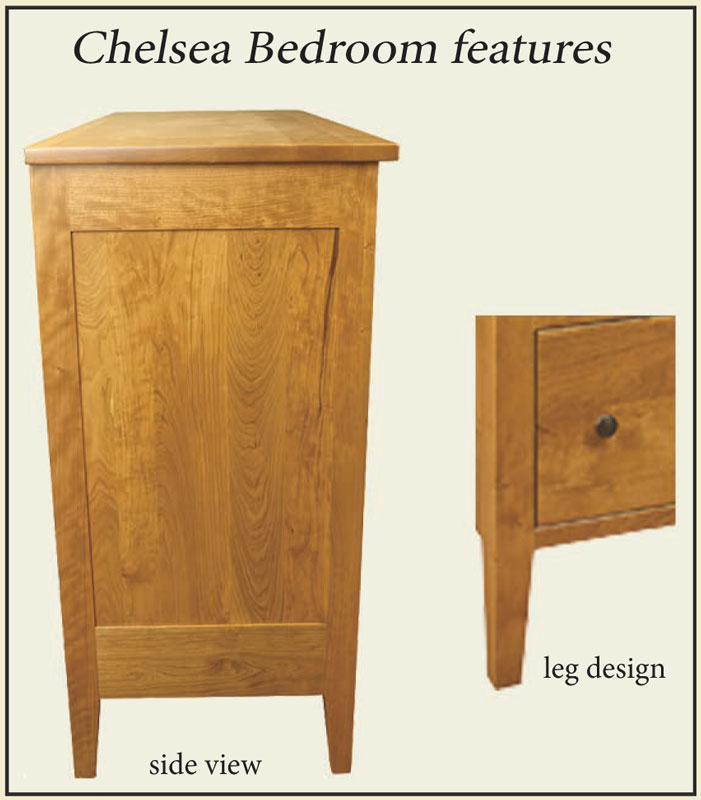 Chelsea Collection Features