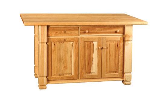 turned leg island 98 ohio hardwood furniture kitchen islands middleville mi kitchens by katie