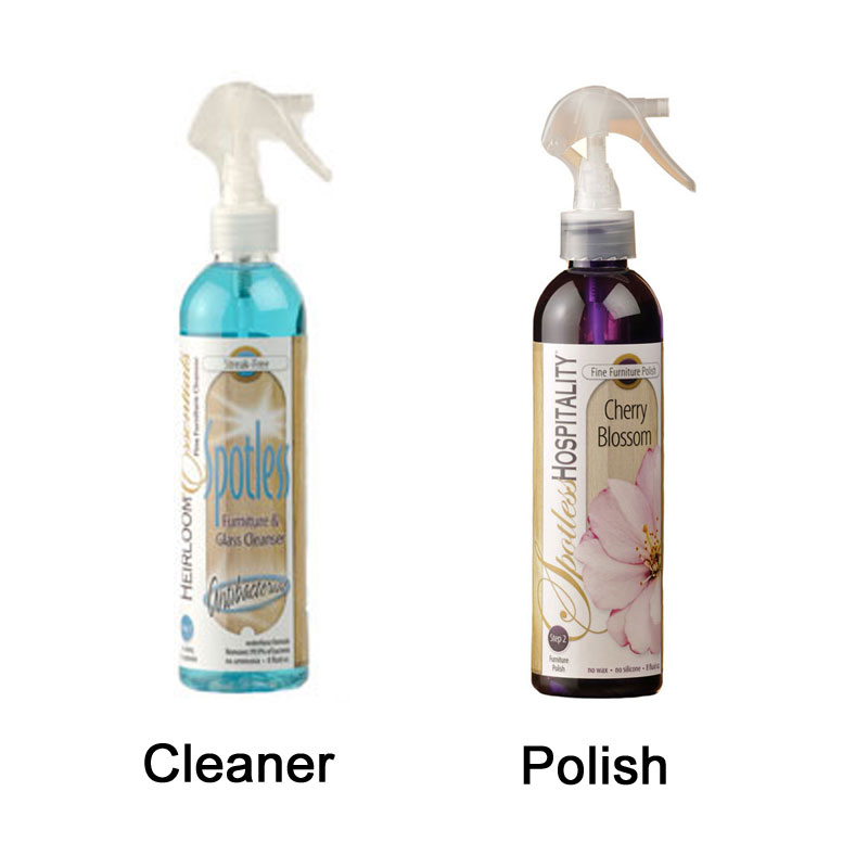Heirloom Essentials Furniture Cleaner and Polish