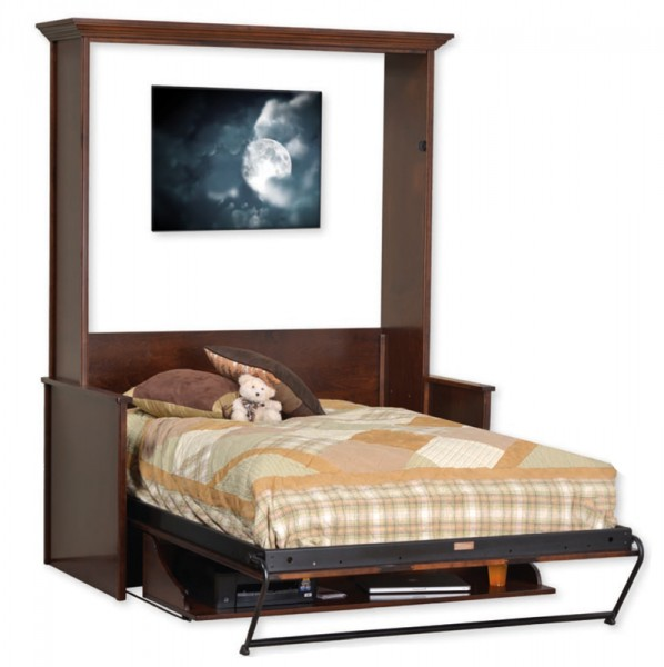 Comfort Wood Wall Bed 2.0