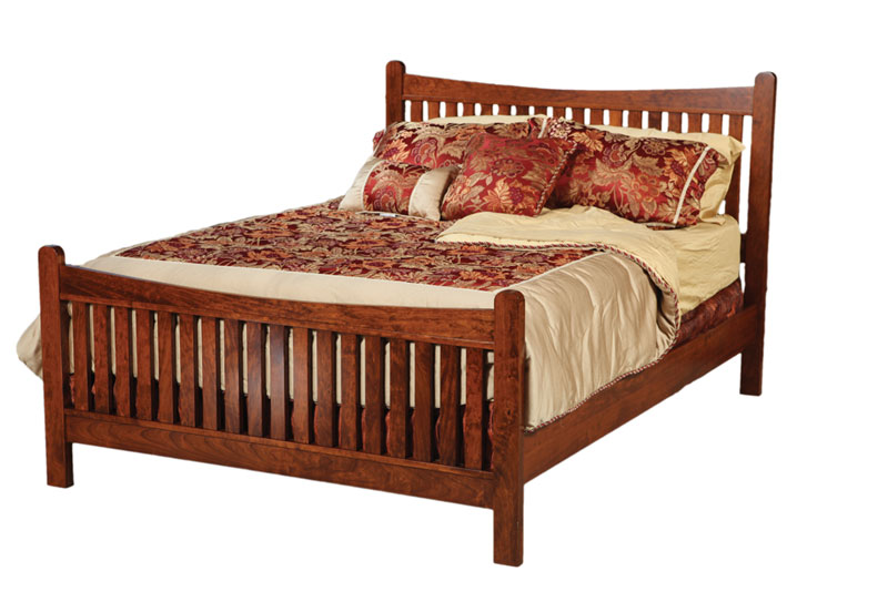 Dreamland Bed With Regular Footboard
