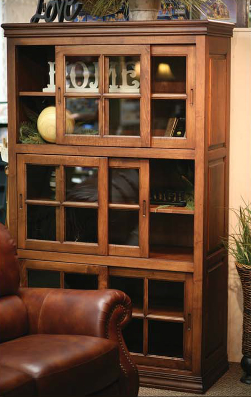 Daytona Sliding Door Display Case