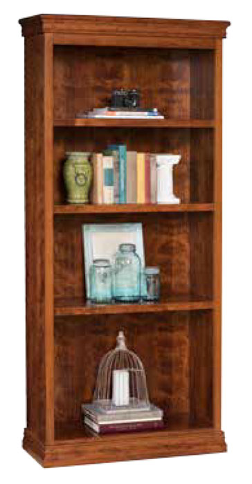 Charleston Bookshelf C-BC30-72