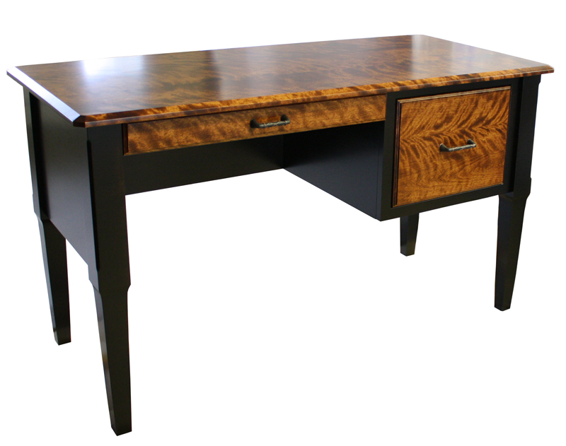 Burlington Writing Desk Ohio Hardwood Furniture