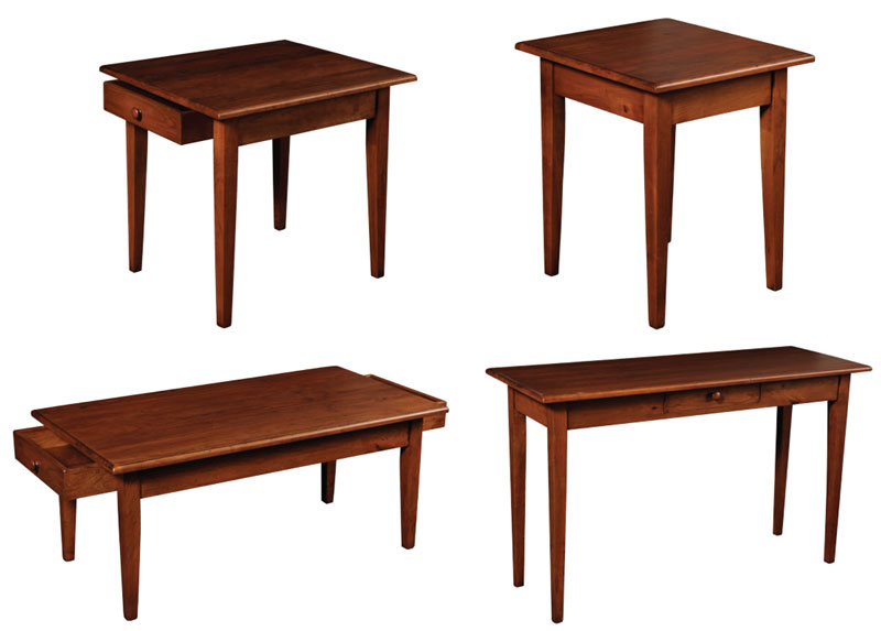 Canterbury Occasional Tables