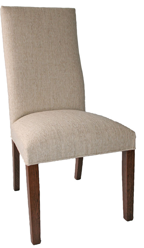 Hudson Upholstered Side Chair