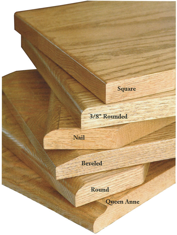 Richfield Double Pedestal Table Ohio Hardwood