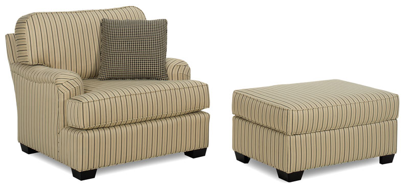 chandler ottoman 3213 ohio hardwood furniture
