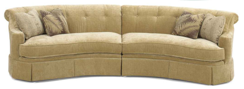 First Lady Theater Sofa 6102-69 (L & R)