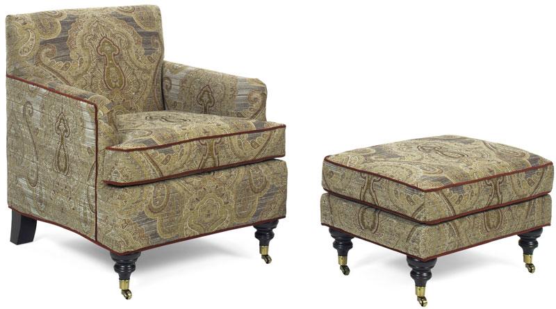 gunner ottoman 4343 ohio hardwood furniture