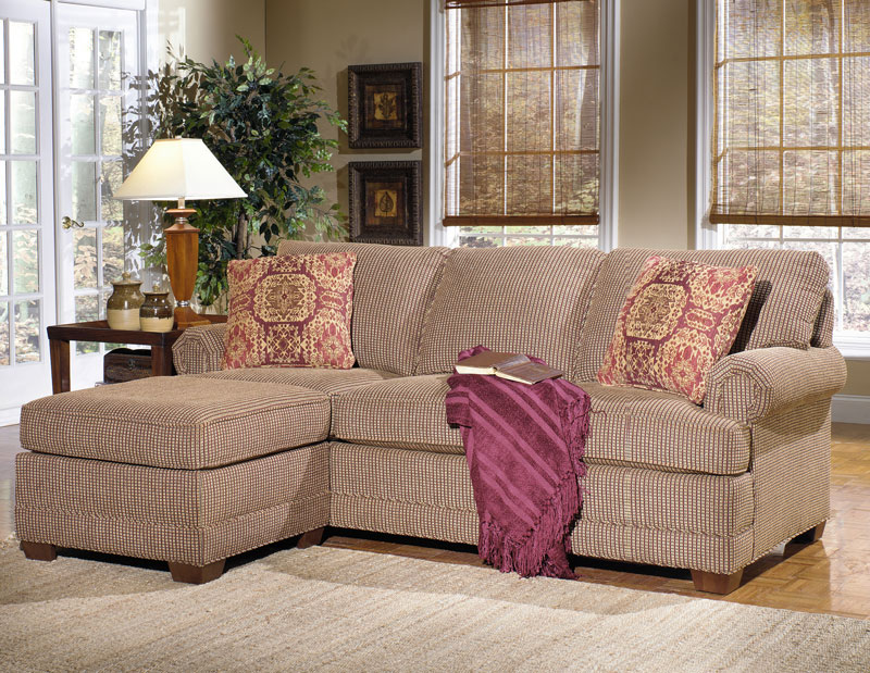 Tailor Made Sofa 5530 85 And Chaise Ottoman 5543