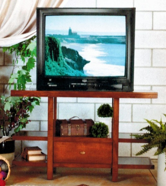 Highlands TV Stand