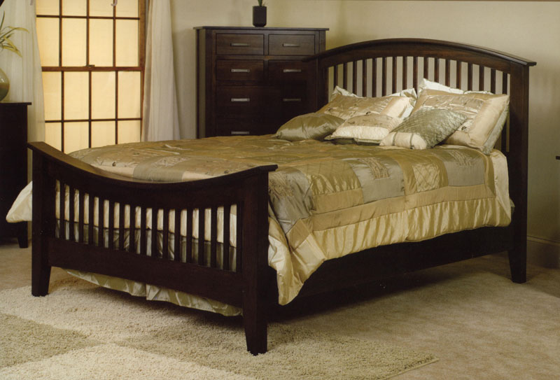 Cambrai Bed with Standard Footboard (1101)