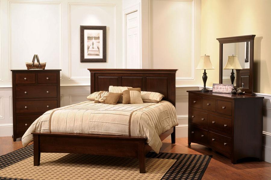 Bedroom collections ohio hardword upholstered furniture for Ellington bedroom set