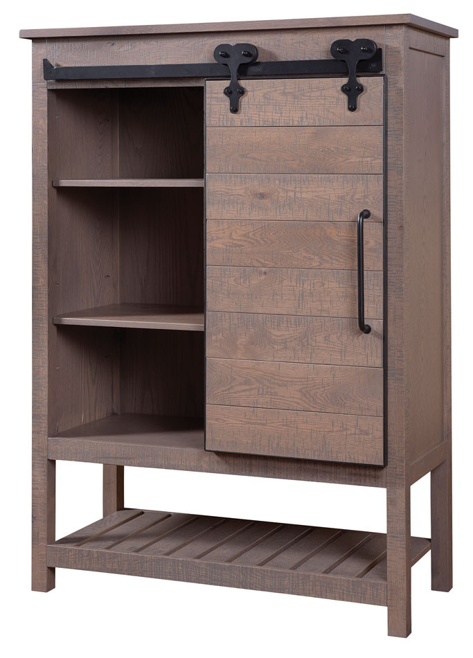 Liberty Wardrobe shown open