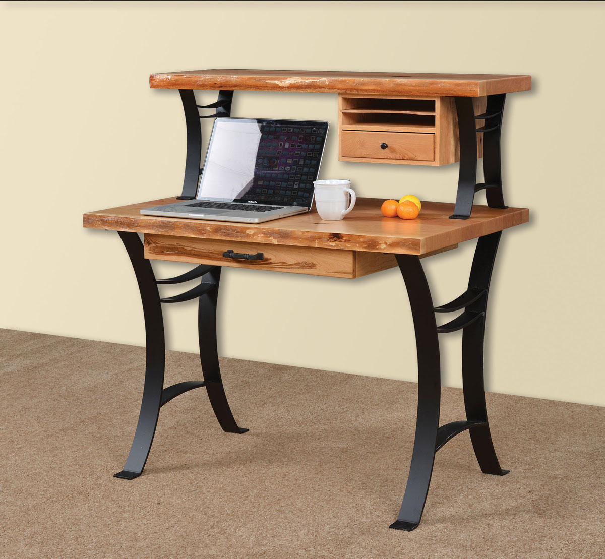 42 inch Euro Writing Desk