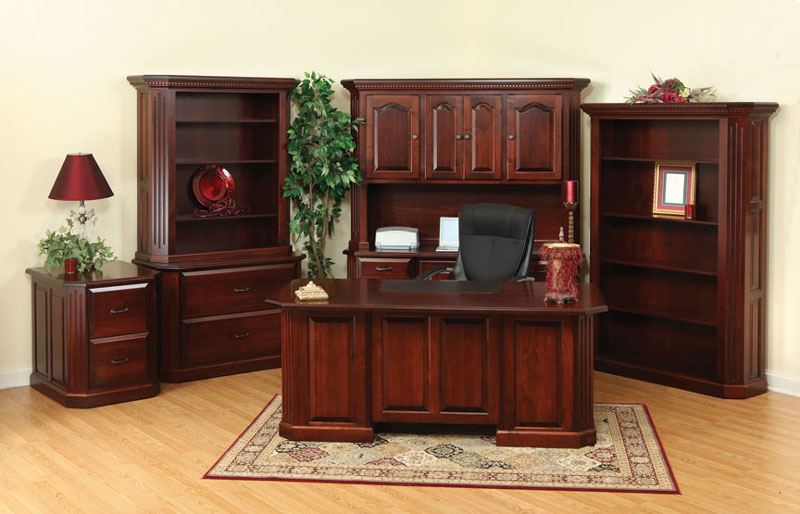 Fifth avenue bookcase ohio hardwood furniture for Furniture 5th avenue