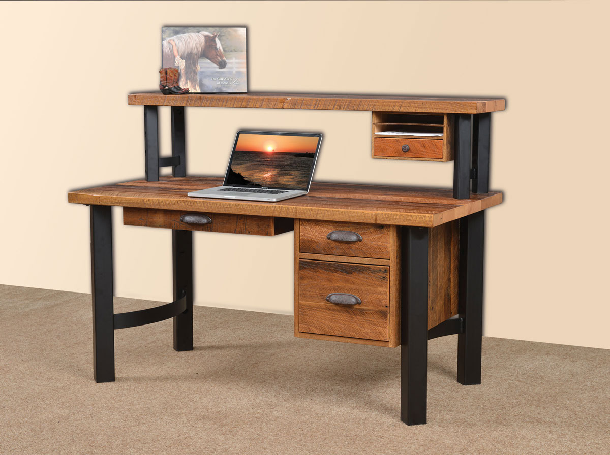 62 inch Deluxe Millennium Writing Desk