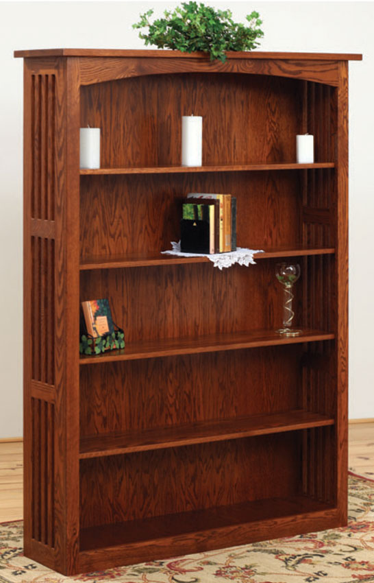 Mission Valley Bookcase