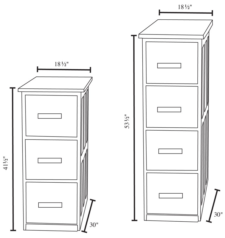 standard file cabinet size valley vertical file cabinets ohio hardwood furniture 26685