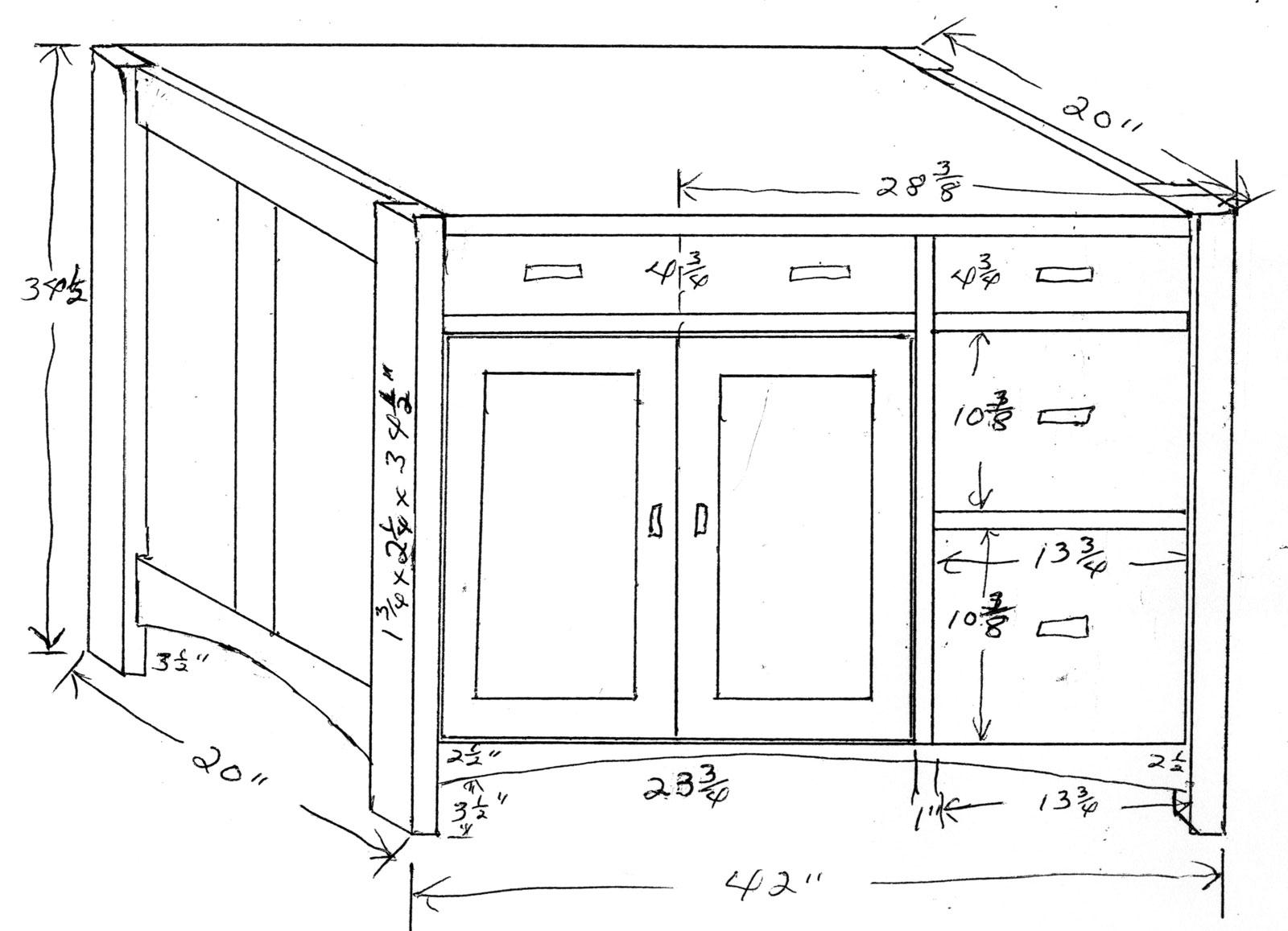 Bathroom Vanity - Ohio Hardwood & Upholstered Furniture