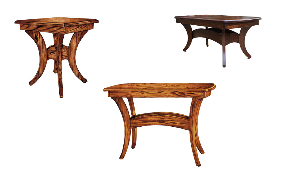 Galveston Accent Tables