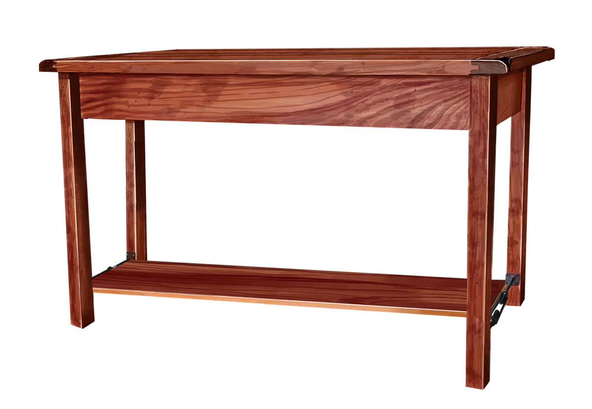 Bayfield Sofa Table