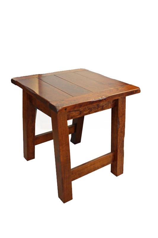 Settler's End Table