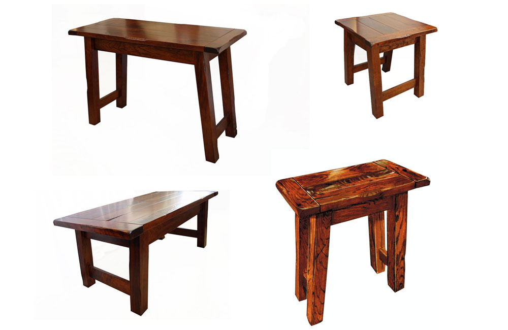 Settlers Accent Tables