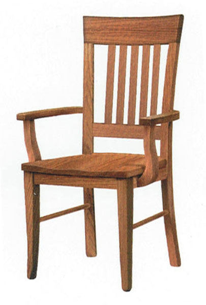 Ottowa Arm Chair Ohio Hardwood Furniture