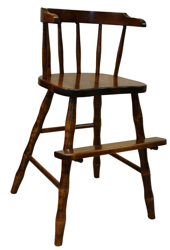 Wrap Around Youth Chair Ohio Hardwood Furniture