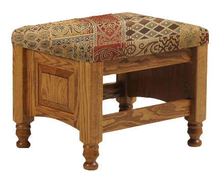 Traditional Seating Ottoman