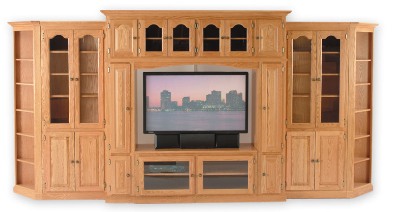 Complete Modular Entertainment Center
