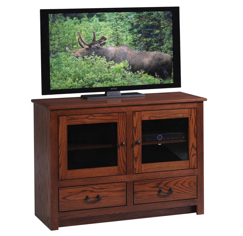 Express Tv Stand In Solid Hardwood Ohio Hardwood Furniture