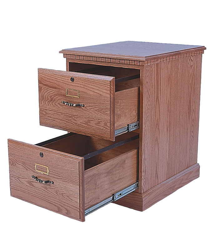 Heirwood 2 Drawer File Cabinet