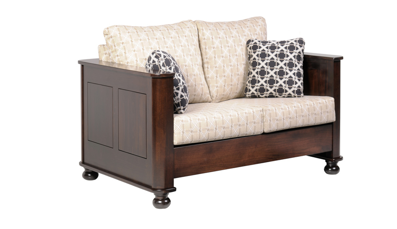 Metro 8031 Loveseat