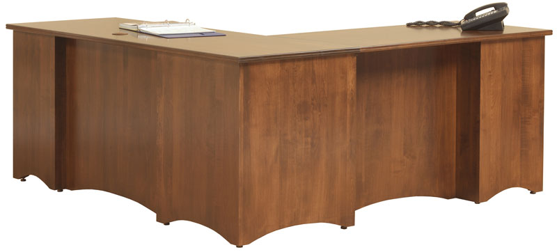Prairie Mission L-Desk