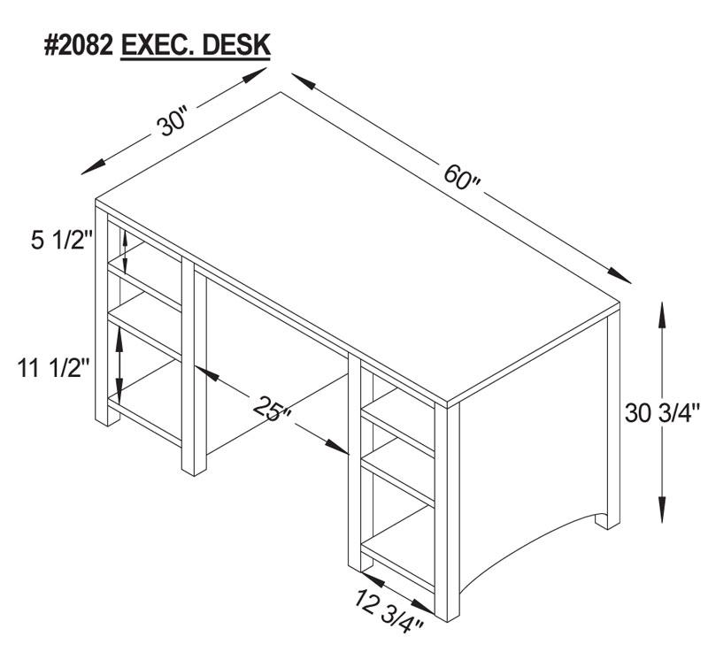 Computer Desks Uk. Home Office Desks. Office Furniture |Office Standard Desk Size