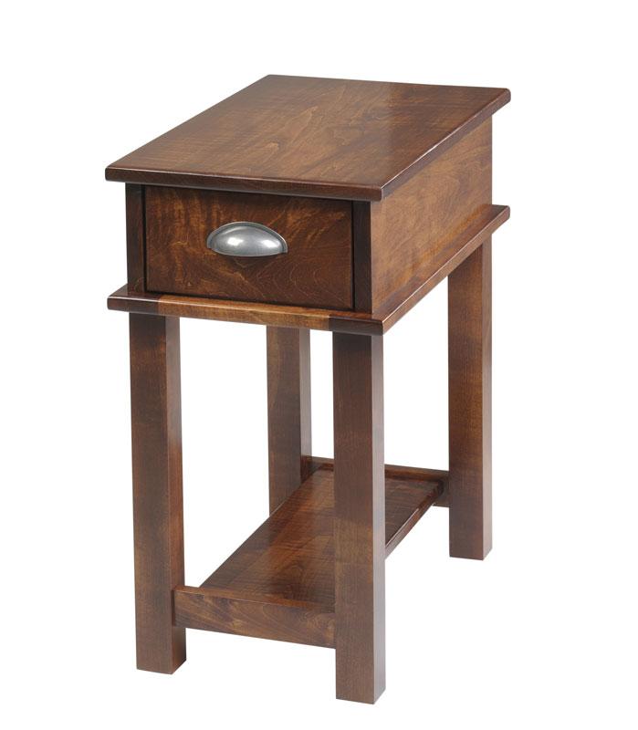 Buckhannon Accent Tables Ohio Hardwood Amp Upholstered