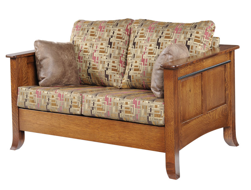 Cranberry Seating Loveseat