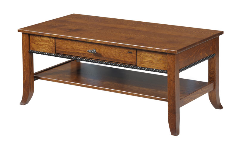 Cranberry Coffee Table