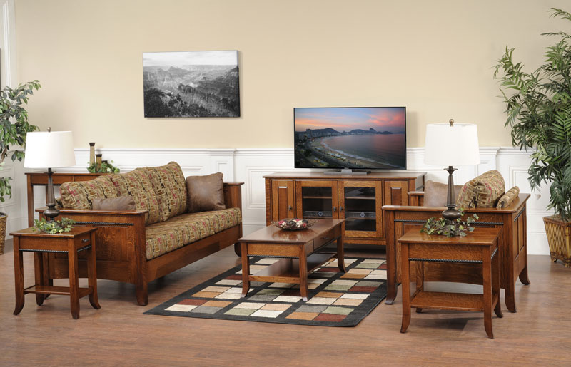Cranberry Living Room Collection