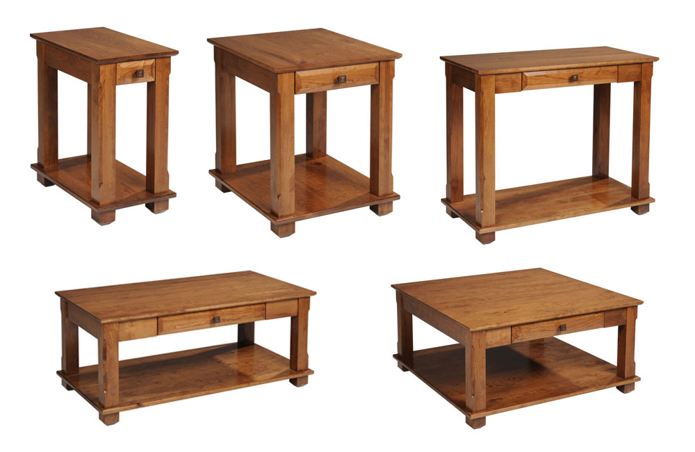 Hampton Accent Tables