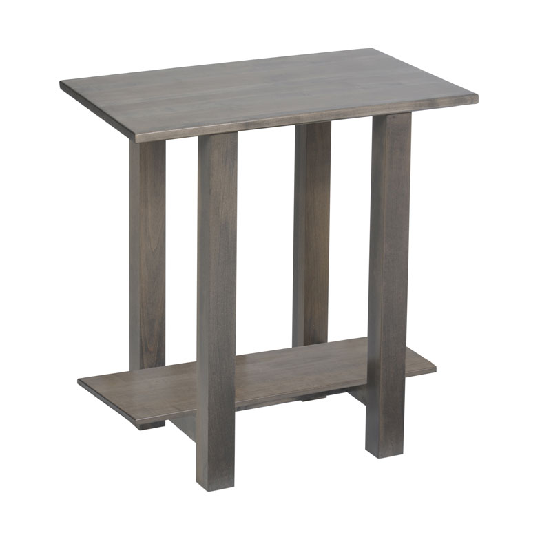 Hilton 291 Wood Top  Chairside Table