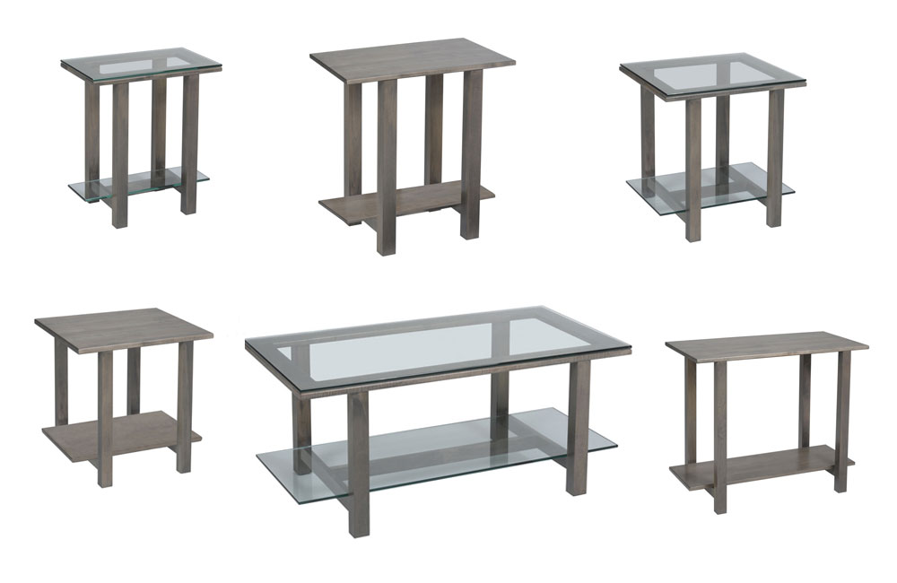 Hilton Accent Table Collection